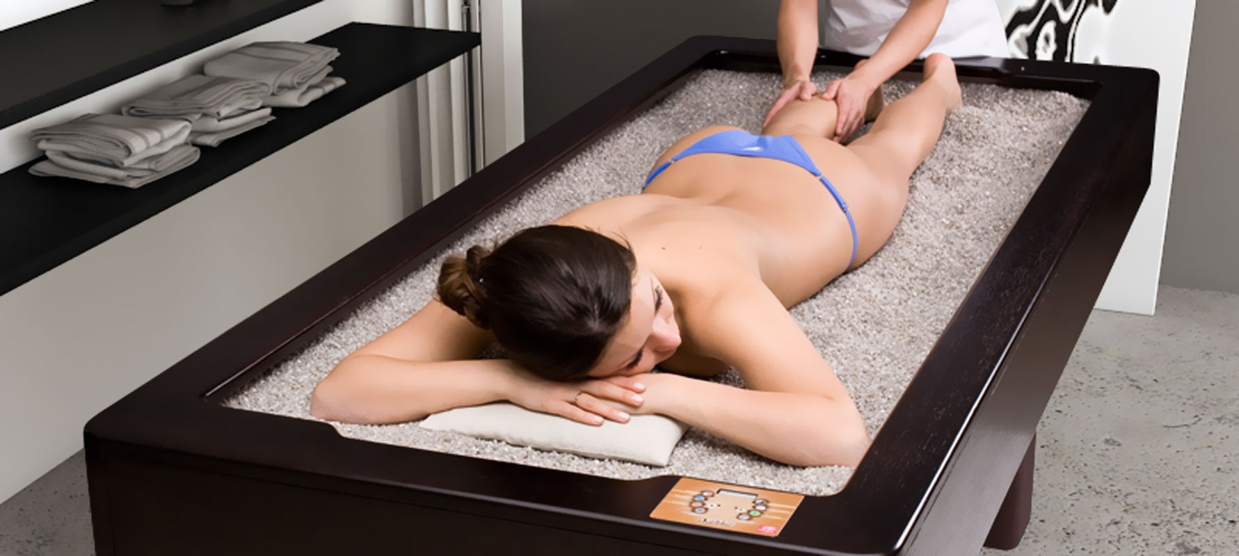 Les tables de massage